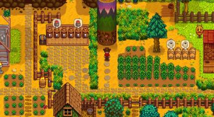 Cooperative Play Headed to Stardew Valley