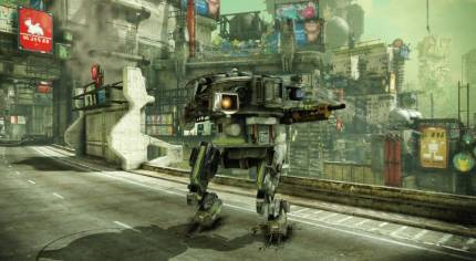 Free-to-Play Mech Battler HAWKEN May be Coming to Xbox One