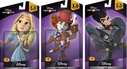 Some of the Last New Toy Sets for Disney Infinity 3.0 Now Available