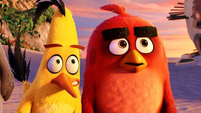 Angry Birds sequel hits theaters in 2019, 10 years after the game