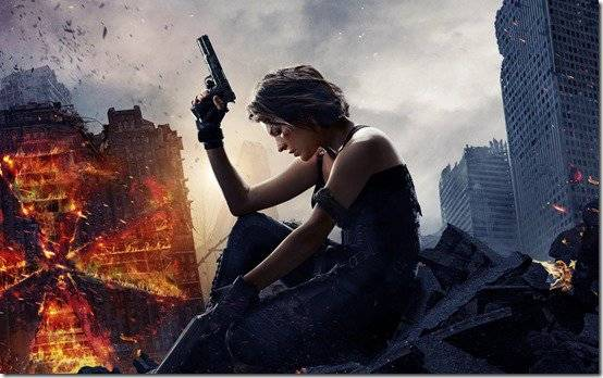The Resident Evil Film Franchise Reveals Plans For A Reboot In The Future