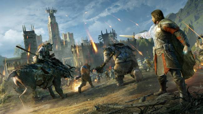 Nintendo Switch Not Getting Middle-earth: Shadow of War