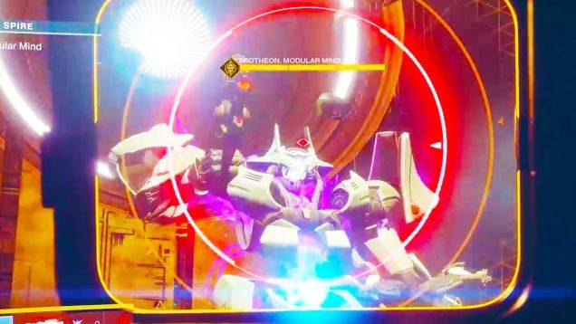 Here's What A Destiny 2 Strike Looks Like