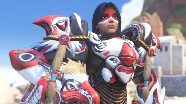 Blizzard May Have Clarified Pharah's Controversial Background In Overwatch