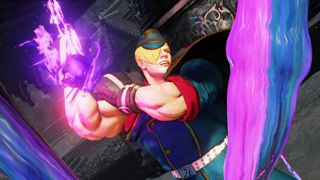 Street Fighter V Fans Are Not Sure What To Make Of Seemingly Simplistic Newcomer Ed