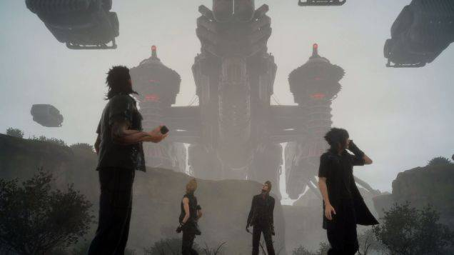 Snag a Copy of Final Fantasy XV For An All-Time Low $35