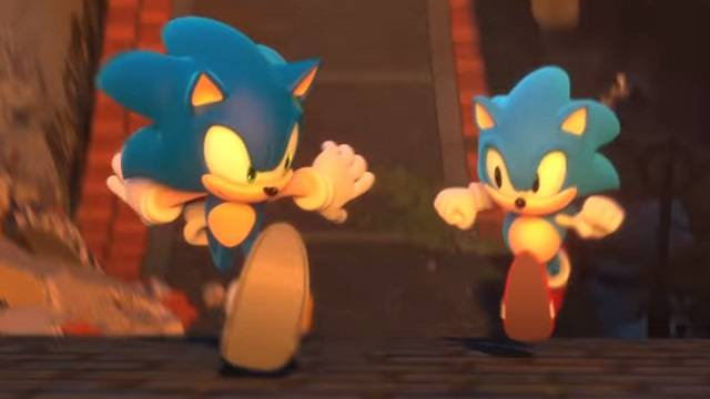 Customize New Characters in Sonic Forces