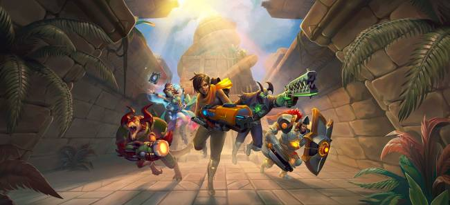 Paladins – Upcoming OB 50 Patch Introduces Nerf Guns, Wrestling Themed Skin For Buck And More
