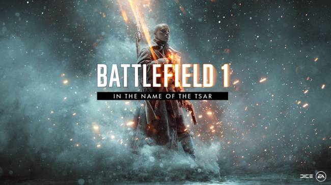 Battlefield 1 – In The Name Of The Tsar Teaser Image Reveals Female Soldier