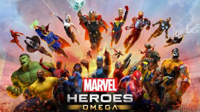 Marvel Heroes Omega Gets Launch Trailer Ahead of PS4 Beta Release