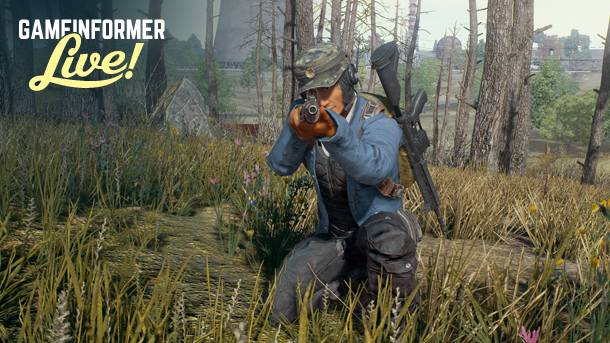 Join Us For A PlayerUnknown's Battlegrounds Livestream Today!
