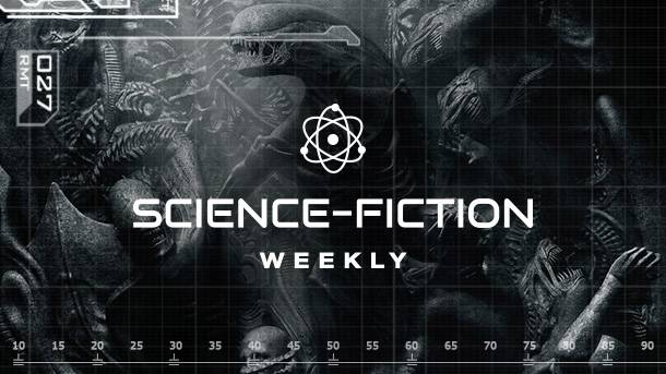 Science-Fiction Weekly – Guardians Of The Galaxy, Aliens 5, The Dark Tower