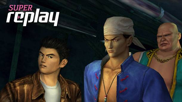 Never Played Shenmue II? Watch Us Play The First 24 Hours