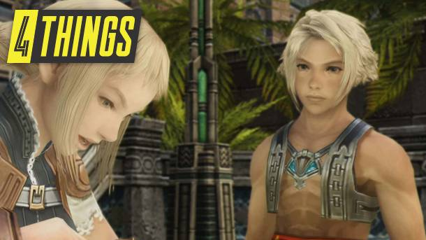 Four Things To Know About Final Fantasy XII: The Zodiac Age