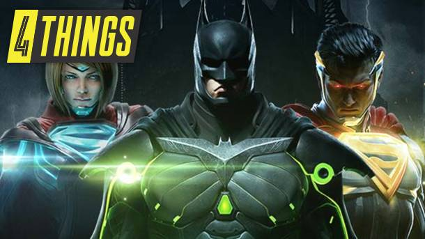 Four Things To Know About Injustice 2