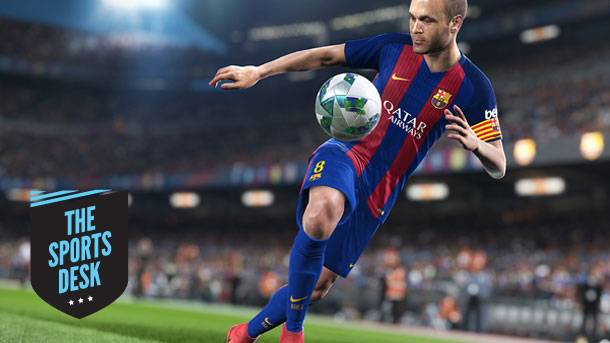 The Sports Desk –14 Things Pro Evolution Soccer 2018 Needs To Do