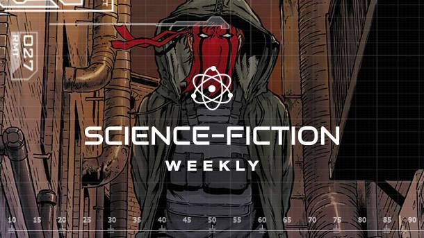 Science-Fiction Weekly – The Wild Storm, Star Wars: The Last Jedi, Star Trek: Discovery