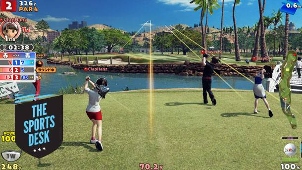 The Sports Desk – Everybody's Golf Beta Reaction, PES Mobile & NBA Live 18