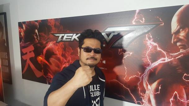 Katsuhiro Harada's Fight To Keep Tekken Relevant