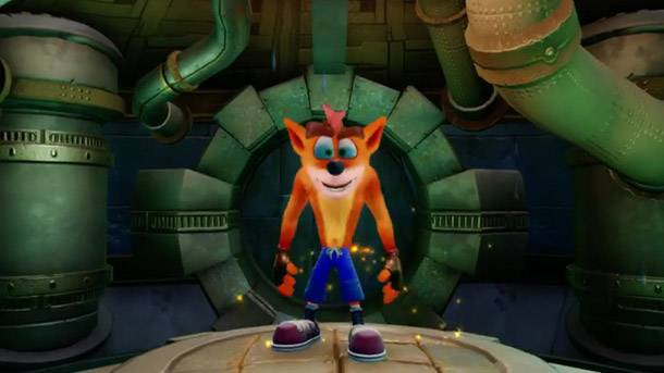 Here's A Full Playthrough Of Crash 2's Sewer Or Later