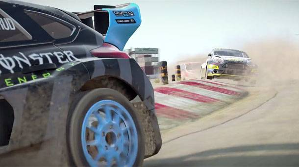 Fear Is Optional In New Rally Driver Trailer