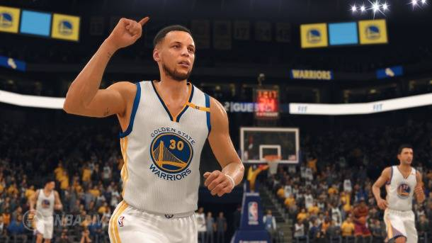 Get Your First Glimpse Of NBA Live 18