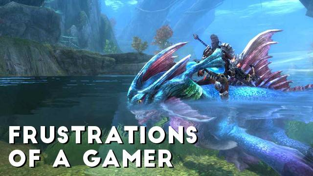 Frustrations of a Gamer: Underwater Gameplay in MMOs