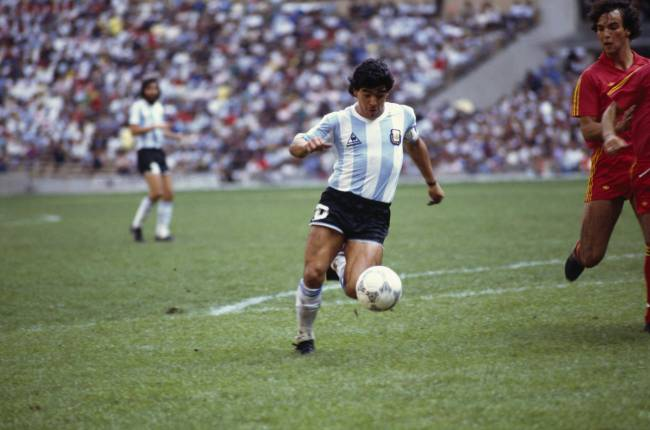 Konami and soccer star Maradona call truce over game licensing