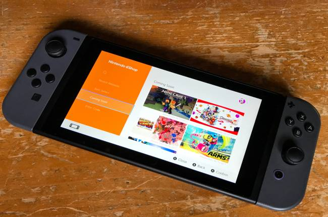 Nintendo speeds up the Switch eShop with an obvious fix