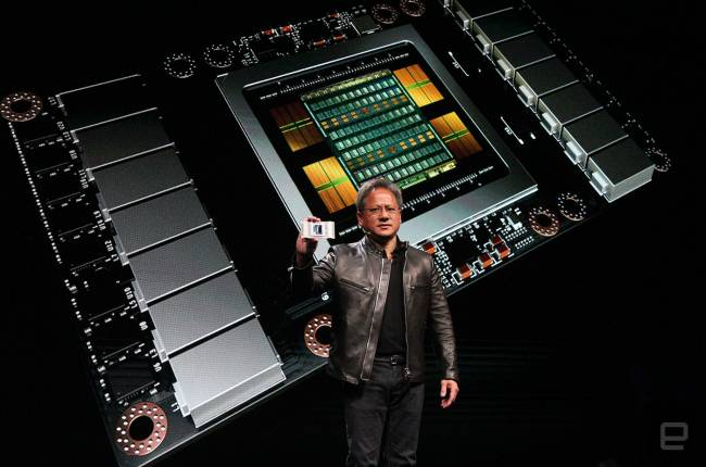 Watch the highlights of NVIDIA's GPU Technology Conference keynote
