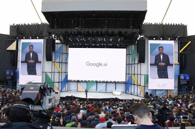 Watch Google's I/O 2017 keynote in under 16 minutes