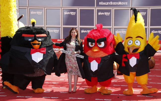 'Angry Birds' will celebrate its 10th anniversary with another movie