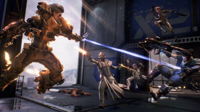'LawBreakers' makes the leap to PlayStation 4