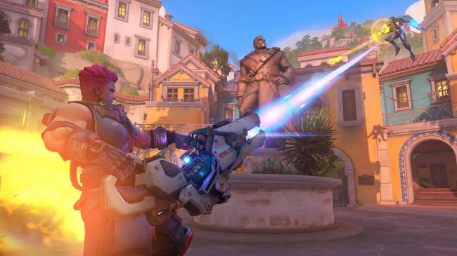 'Overwatch' turns one with more skins for your arsenal