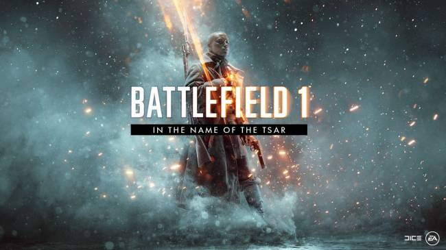 'Battlefield 1' DLC adds a playable female soldier class
