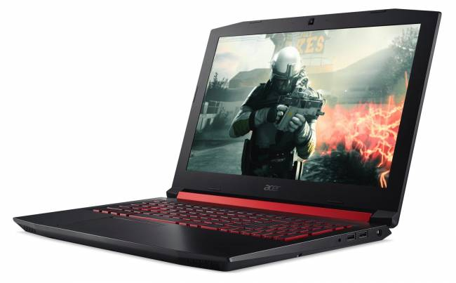 Acer's Nitro 5 notebook is meant for gamers on a budget