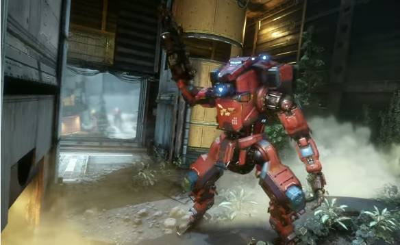 'Titanfall 2' gets its first new mech