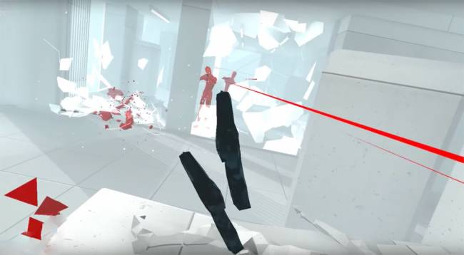 Time-bending shooter 'Superhot VR' arrives on HTC Vive