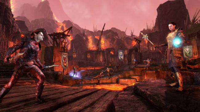 Cheapest Elder Scrolls Online Morrowind Upgrade Also Gets Early Access