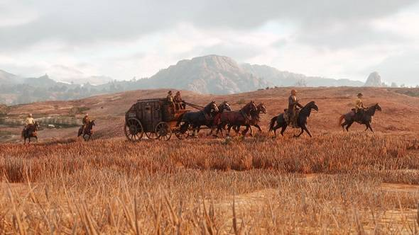Red Dead Redemption 2 gets a raft of new screens as console delay announced