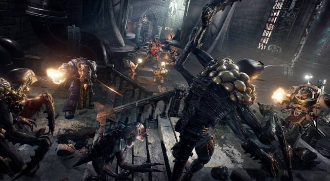 Latest Space Hulk: Deathwing Update Points to Big Changes in the Works