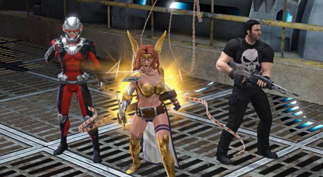 All Founders' Packs Giveaway for Marvel Heroes Omega on PS4