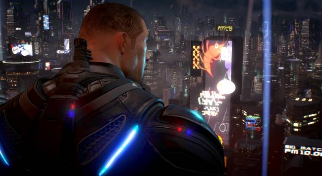 Crackdown 3 Will Support Play Anywhere