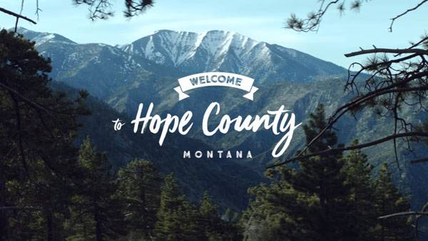 Far Cry 5 'Welcome to Hope County' teaser trailers