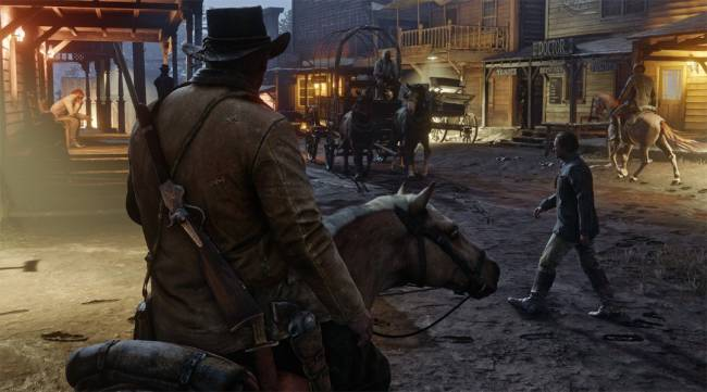 Red Dead Redemption 2: Explore the World in New Screenshots