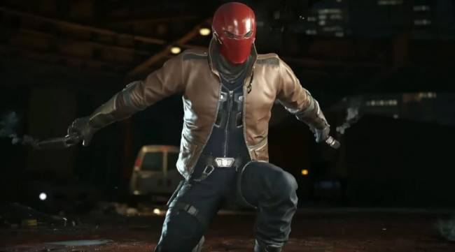 Injustice 2 Debuts Red Hood Gameplay and Move Set Trailer