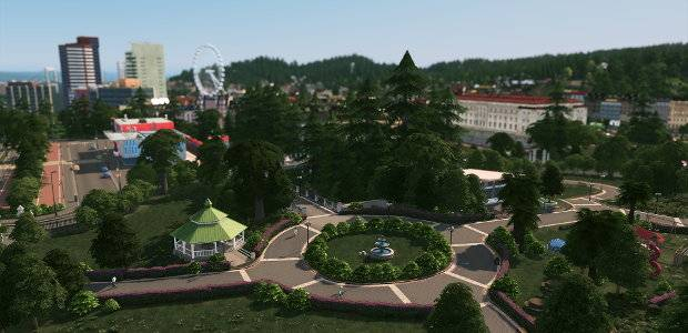 Oi! Cities: Skylines launches DLC known as Parklife