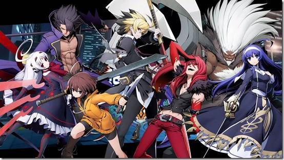 Check Out Under Night In-Birth's First English Dub In BlazBlue: Cross Tag Battle's New Trailer