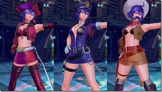 SNK Heroines: Tag Team Frenzy Trailer Shows Some Love Heart And Sweet Customizations