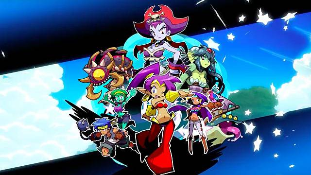 Shantae: Half-Genie Hero – Ultimate Day One Edition Sells Out in Record Time for Switch